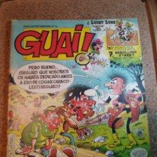Fumetti: COMIC DE GUAI! DEL AÑO 1986 Nº 5. Lote 225729370