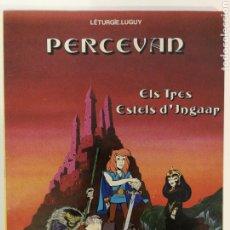 Cómics: PERCEVAN, ELS TRES ESTELS D'INGAAR.. Lote 225742393