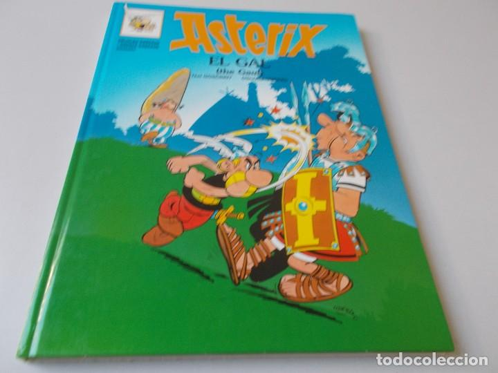 ASTERIX EL GAL CATALÀ-ANGLES (Tebeos y Comics - Grijalbo - Asterix)