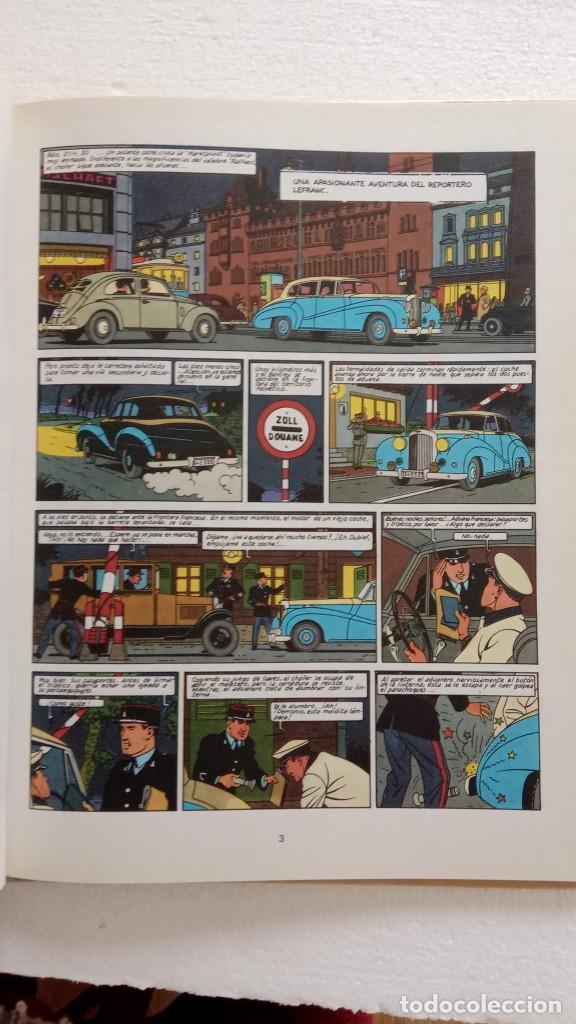 Cómics: LEFRANC 1ª EDICIÓN 1986 - 1 AL 6 NUEVOS - VER IMÁGENES - J. MARTÍN - G. CHAILLET - Foto 9 - 226156710