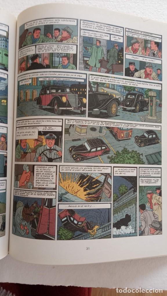Cómics: LEFRANC 1ª EDICIÓN 1986 - 1 AL 6 NUEVOS - VER IMÁGENES - J. MARTÍN - G. CHAILLET - Foto 10 - 226156710
