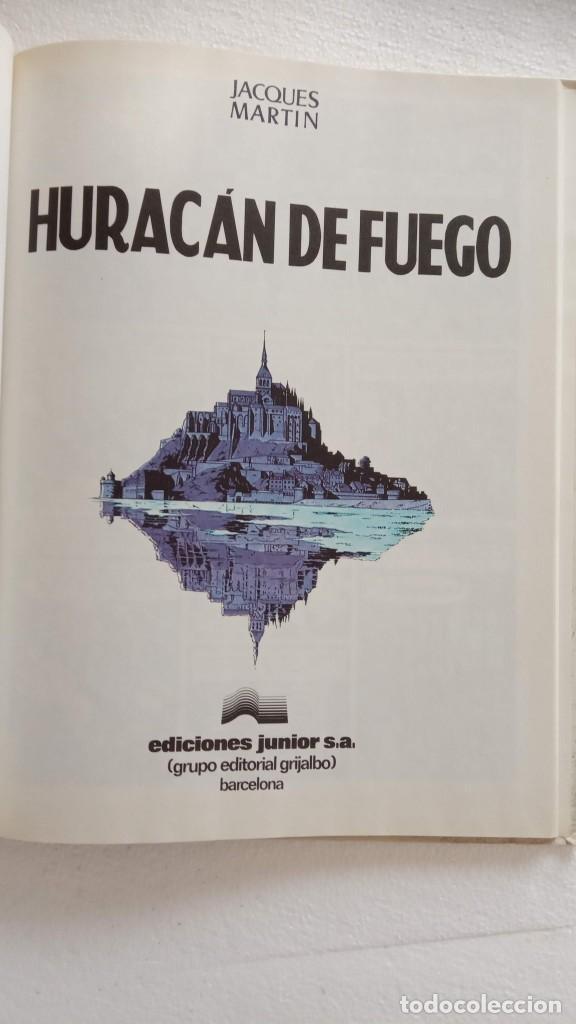 Cómics: LEFRANC 1ª EDICIÓN 1986 - 1 AL 6 NUEVOS - VER IMÁGENES - J. MARTÍN - G. CHAILLET - Foto 12 - 226156710