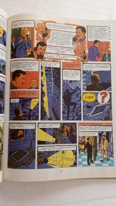 Cómics: LEFRANC 1ª EDICIÓN 1986 - 1 AL 6 NUEVOS - VER IMÁGENES - J. MARTÍN - G. CHAILLET - Foto 13 - 226156710