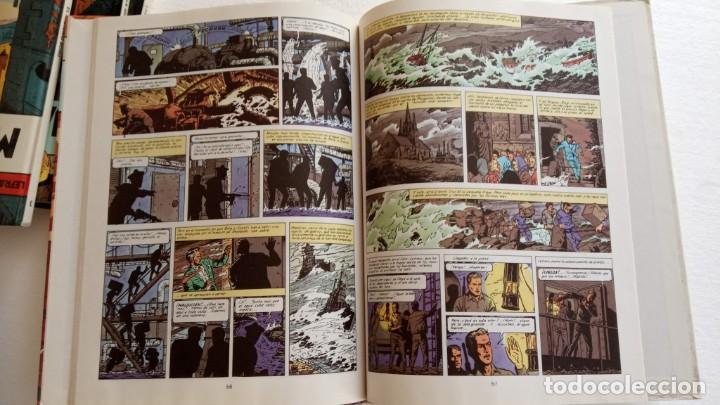 Cómics: LEFRANC 1ª EDICIÓN 1986 - 1 AL 6 NUEVOS - VER IMÁGENES - J. MARTÍN - G. CHAILLET - Foto 14 - 226156710
