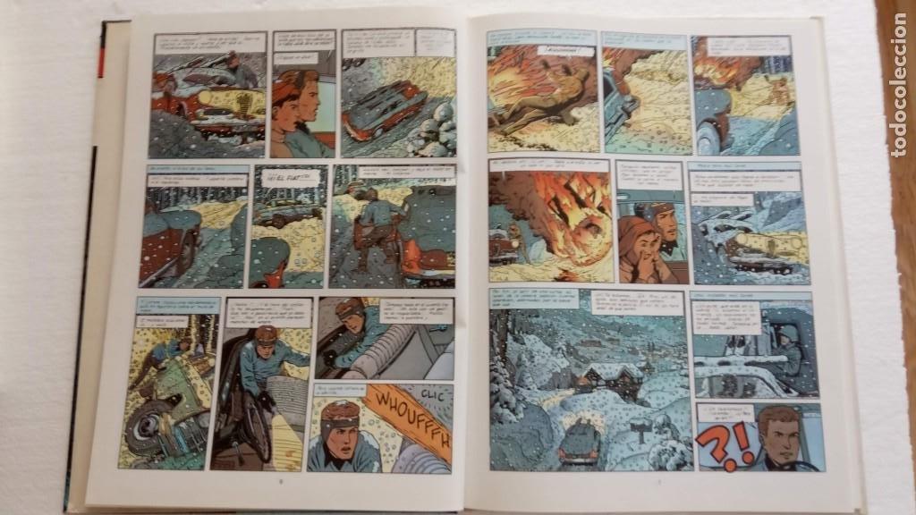 Cómics: LEFRANC 1ª EDICIÓN 1986 - 1 AL 6 NUEVOS - VER IMÁGENES - J. MARTÍN - G. CHAILLET - Foto 18 - 226156710