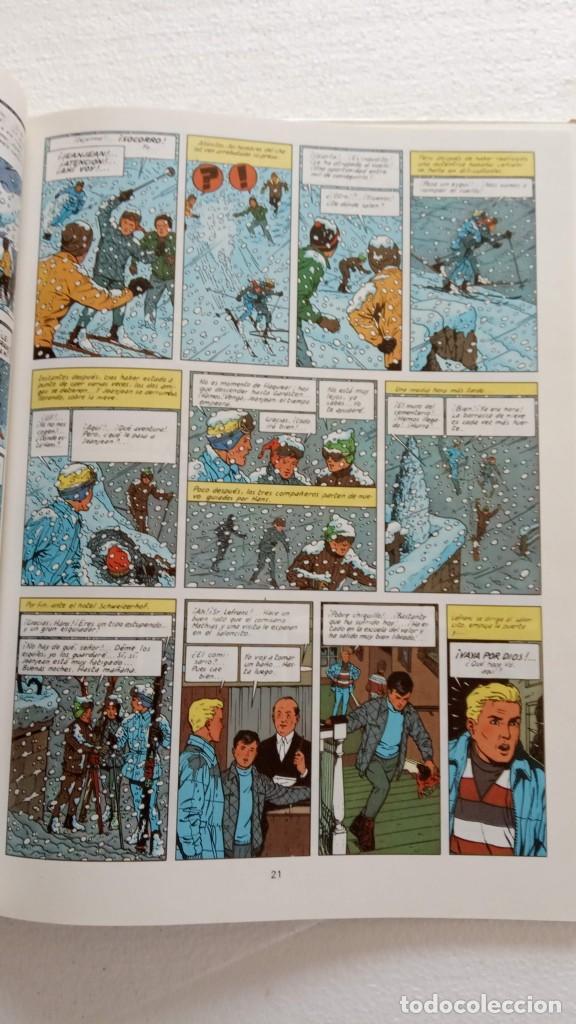 Cómics: LEFRANC 1ª EDICIÓN 1986 - 1 AL 6 NUEVOS - VER IMÁGENES - J. MARTÍN - G. CHAILLET - Foto 19 - 226156710