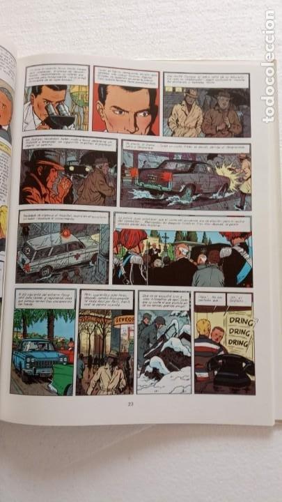 Cómics: LEFRANC 1ª EDICIÓN 1986 - 1 AL 6 NUEVOS - VER IMÁGENES - J. MARTÍN - G. CHAILLET - Foto 20 - 226156710