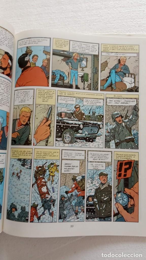 Cómics: LEFRANC 1ª EDICIÓN 1986 - 1 AL 6 NUEVOS - VER IMÁGENES - J. MARTÍN - G. CHAILLET - Foto 21 - 226156710