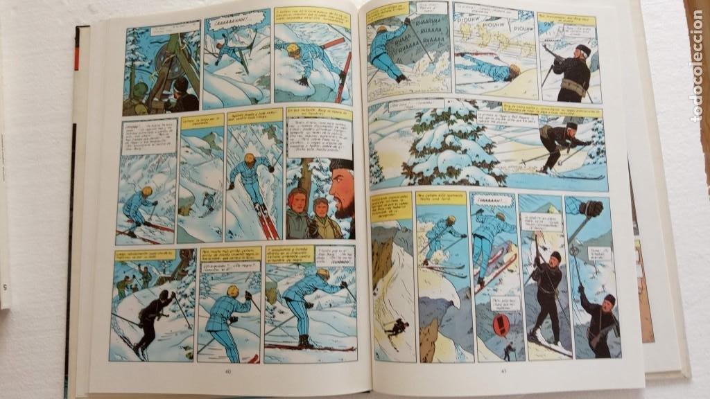 Cómics: LEFRANC 1ª EDICIÓN 1986 - 1 AL 6 NUEVOS - VER IMÁGENES - J. MARTÍN - G. CHAILLET - Foto 22 - 226156710