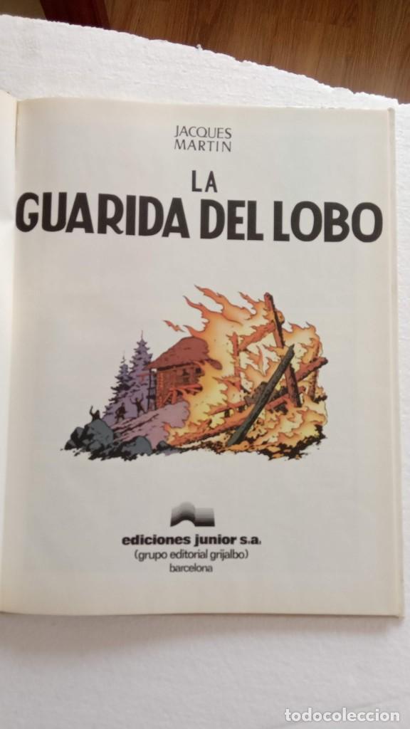 Cómics: LEFRANC 1ª EDICIÓN 1986 - 1 AL 6 NUEVOS - VER IMÁGENES - J. MARTÍN - G. CHAILLET - Foto 24 - 226156710