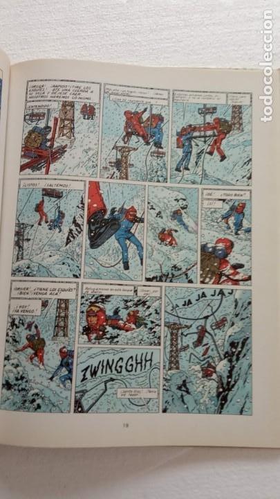Cómics: LEFRANC 1ª EDICIÓN 1986 - 1 AL 6 NUEVOS - VER IMÁGENES - J. MARTÍN - G. CHAILLET - Foto 27 - 226156710