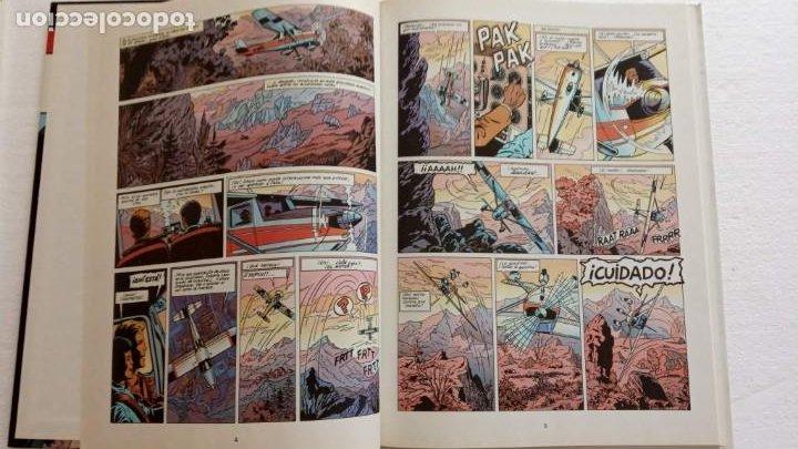 Cómics: LEFRANC 1ª EDICIÓN 1986 - 1 AL 6 NUEVOS - VER IMÁGENES - J. MARTÍN - G. CHAILLET - Foto 31 - 226156710
