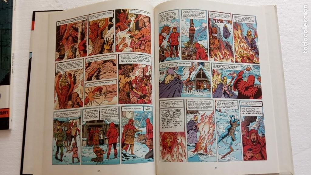 Cómics: LEFRANC 1ª EDICIÓN 1986 - 1 AL 6 NUEVOS - VER IMÁGENES - J. MARTÍN - G. CHAILLET - Foto 32 - 226156710