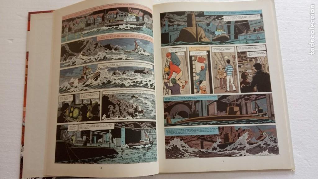 Cómics: LEFRANC 1ª EDICIÓN 1986 - 1 AL 6 NUEVOS - VER IMÁGENES - J. MARTÍN - G. CHAILLET - Foto 34 - 226156710