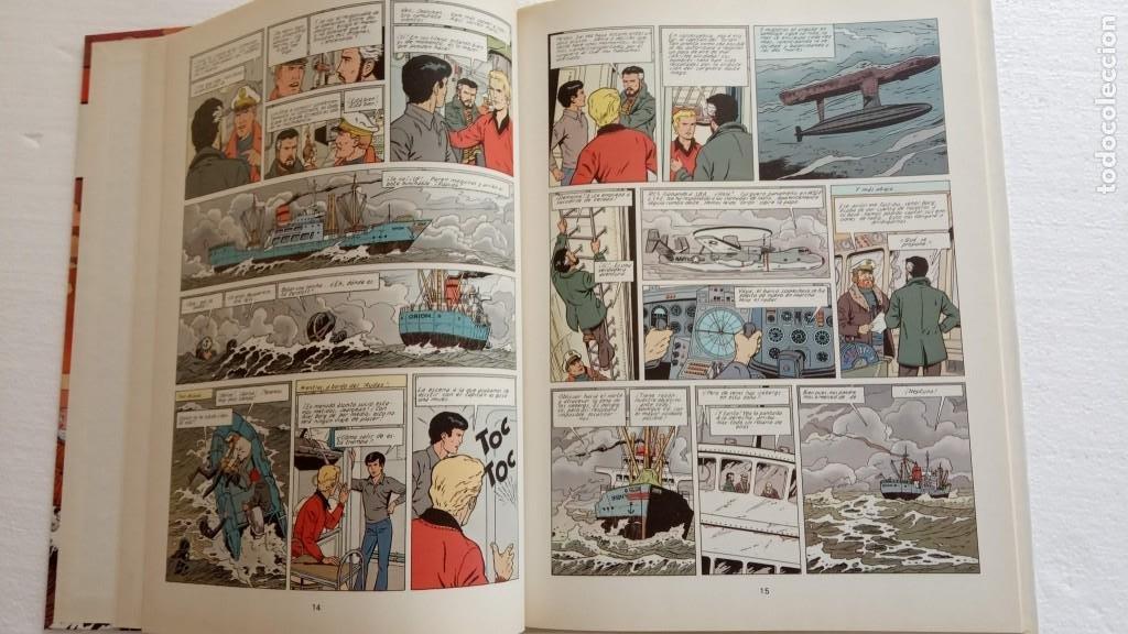 Cómics: LEFRANC 1ª EDICIÓN 1986 - 1 AL 6 NUEVOS - VER IMÁGENES - J. MARTÍN - G. CHAILLET - Foto 35 - 226156710