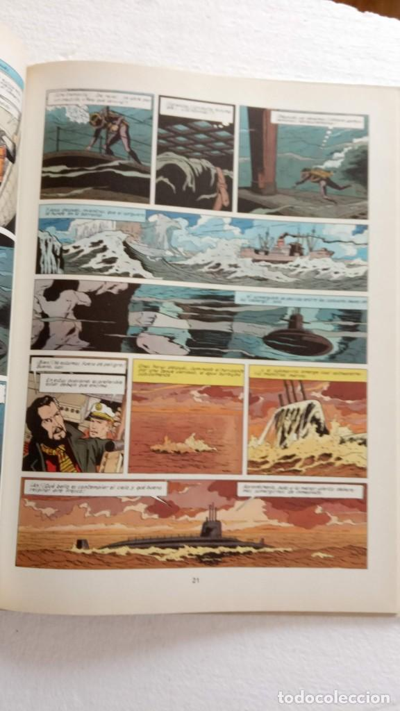 Cómics: LEFRANC 1ª EDICIÓN 1986 - 1 AL 6 NUEVOS - VER IMÁGENES - J. MARTÍN - G. CHAILLET - Foto 36 - 226156710