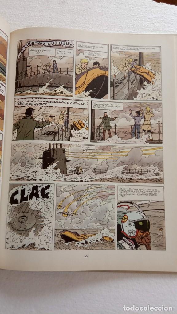 Cómics: LEFRANC 1ª EDICIÓN 1986 - 1 AL 6 NUEVOS - VER IMÁGENES - J. MARTÍN - G. CHAILLET - Foto 2 - 226156710