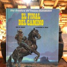 Cómics: EL TENIENTE BLUEBERRY Nº 26 EL FINAL DEL CAMINO, EDICIONES JUNIOR. Lote 226241945