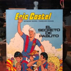 Comics : ERIC CASTEL Nº 6 - EL SECRETO DE PABLITO - REDING Y HUGUES - EDICIONES JUNIOR / GRIJALBO 1ª ED. 1984. Lote 226365906