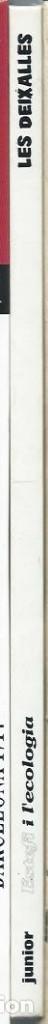 Cómics: GRAZIA NIDASIO - ESTEFI I LECOLOGIA - LES DEIXALLES - EDICIONS JUNIOR 1992 - MOLT BE - UNIC A TC - Foto 2 - 226784565