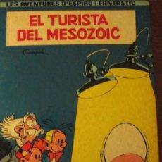 Cómics: ESPIRU I FANTASTIC --FRANQUIN-EL TURISTA DEL MESOZOIC. Lote 227019840
