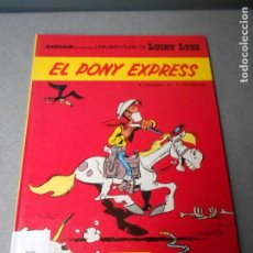 Cómics: EL PONY EXPRESS. LUCKY LUKE.. Lote 227049550