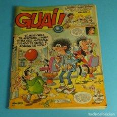 Cómics: GUAI ! - Nº 8. EDICIONES JUNIOR / GRIJALBO. Lote 227076365