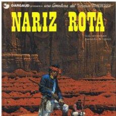 Cómics: TENIENTE BLUEBERRY NARIZ ROTA CHARLIER GIRAUD ED JUNIOR GRIJALBO (BUEN ESTADO). Lote 227461290