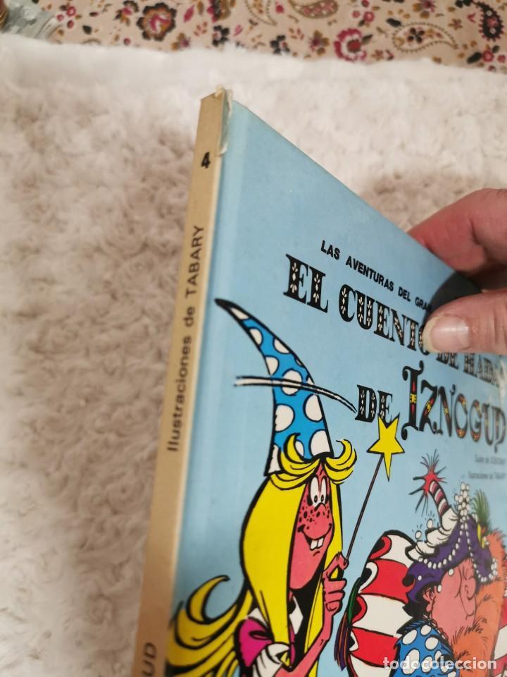 Cómics: LAS AVENTURAS DEL GRAN VISIR IZNOGUD- EL CUENTO DE HADAS DE IZNOGUD N. 4 - Foto 2 - 252253050