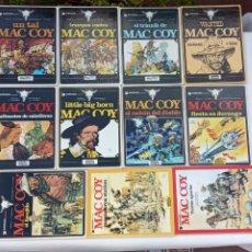 Cómics: MAC COY AÑO 1978 - 1,2,3,4,5,6,7,8,9,10,11,12,15,17 - MUY NUEVOS. Lote 227482735
