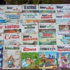 Cómics: ASTERIX NºS 1 AL 29, MUY BUEN ESTADO, VER IMÁGENES. Lote 227491455