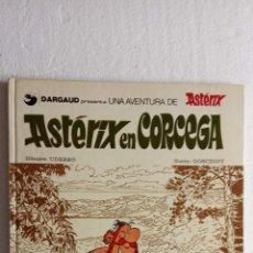 Cómics: ASTERIX EN CÓRCEGA Nº 20 - 1978 COMO NUEVO. Lote 227575980