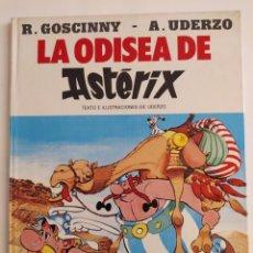 Cómics: 26 LA ODISEA DE ASTERIX - UDERZO - JUNIOR (GRUPO EDITORIAL GRIJALBO) - 1981. Lote 227625435