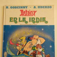 Cómics: 28 ASTERIX EN LA INDIA - UDERZO - JUNIOR (GRUPO EDITORIAL GRIJALBO) - 1987. Lote 227626060