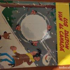 Cómics: CÓMIC DE DARGAUD, LUCKY LUKE. LOS DALTON VAN AL CANADA. Lote 227797400