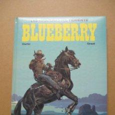 Cómics: BLUEBERRY ENCUADERNADO 7 TOMOS. 27 ALBUMES.. Lote 227806375