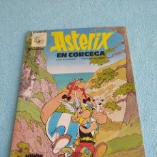 Cómics: ASTERIX EN CORCEGA Nº 20 NUEVO EN PLASTICO , GRIJALBO DARGAUD TAPA BLANDA 1996. Lote 227882385