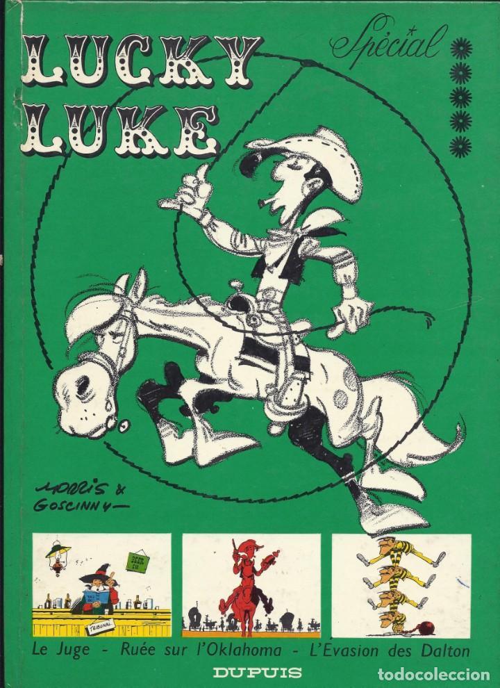 LUCKY LUKE SPECIAL DUPUIS MORRYS Y GOSCINY. FRANCÉS (Tebeos y Comics - Grijalbo - Lucky Luke)