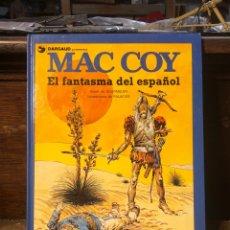 Cómics: MAC COY: EL FANTASMA ESPAÑOL- GRIJALBO DARGAUD. Lote 228173441