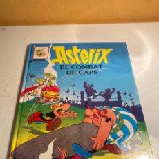 Cómics: ASTERIX EL COMBAT DE CAPS. Lote 228187780