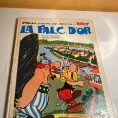 Cómics: EL FALÇ D'OR. Lote 228189275