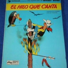 Cómics: EL HILO QUE CANTA - LUCKY LUKE - EDICIONES JUNIOR - GRIJALBO ¡1ª EDICIÓN! (1978). Lote 228194205
