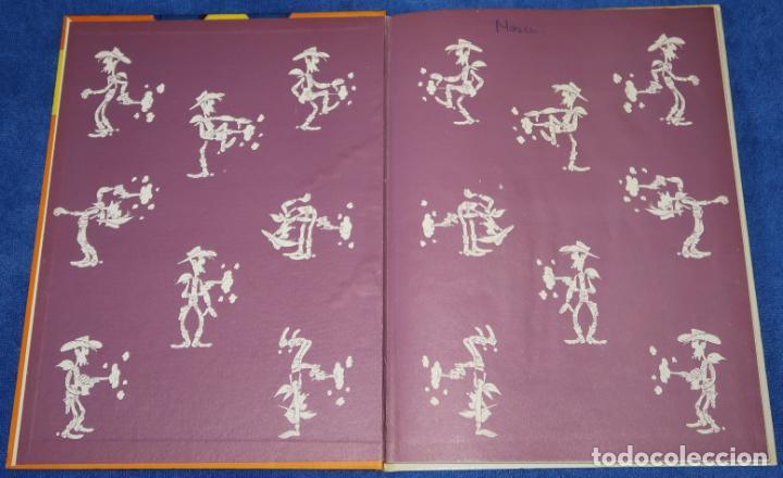 Cómics: El 7º de caballería - Lucky Luke - Ediciones Junior - Grijalbo ¡1ª edición! (1978) - Foto 2 - 228194322