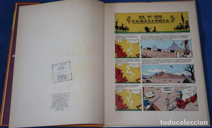 Cómics: El 7º de caballería - Lucky Luke - Ediciones Junior - Grijalbo ¡1ª edición! (1978) - Foto 4 - 228194322