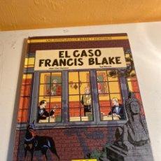 Comics : EL CASO FRANCIS BLAKE. Lote 228228225
