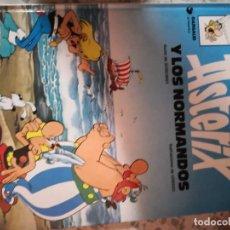 Cómics: COMIC ASTERIX Y LOS NORMANDOS GOSCINNY Y UDERZO Nº 8 GRIJALBO DARGAUD. Lote 228338055