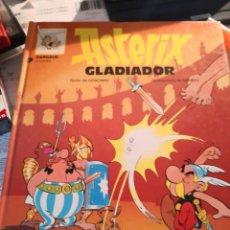 Cómics: COMIC ASTERIX GLADIATOR GOSCINNY Y UDERZO GRIJALBO DARGAUD. Lote 228339090
