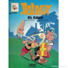 Cómics: ASTERIX EL GALO. ALBERT UDERZO. RENE GOSCINNY. GRIJALBO 1980. TAPA DURA. Lote 228356760