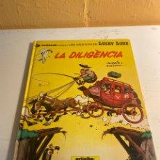 Cómics: LA DILIGENCIA. Lote 228499765