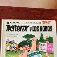 Cómics: ASTÉRIX Y LOS GODOS.. Lote 228513885